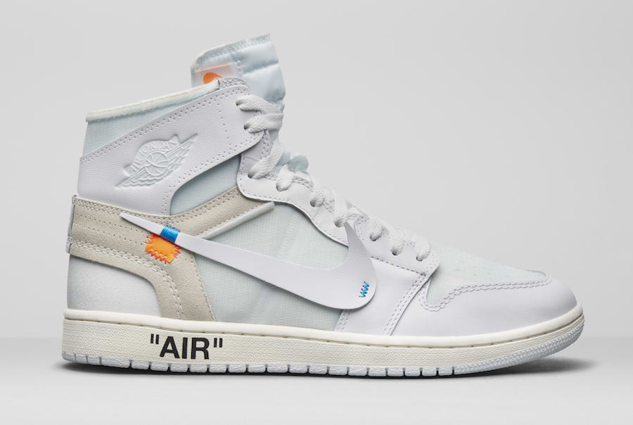 air jordan off white