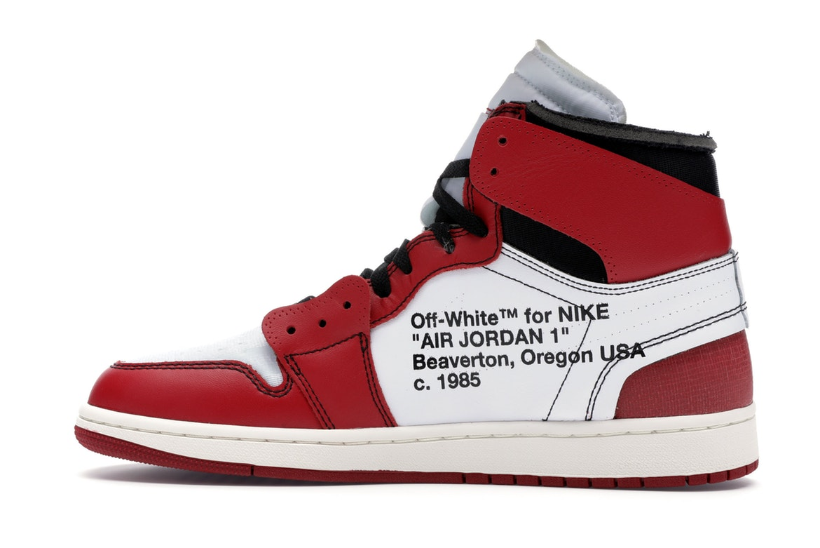 nike air jordan 1 off white